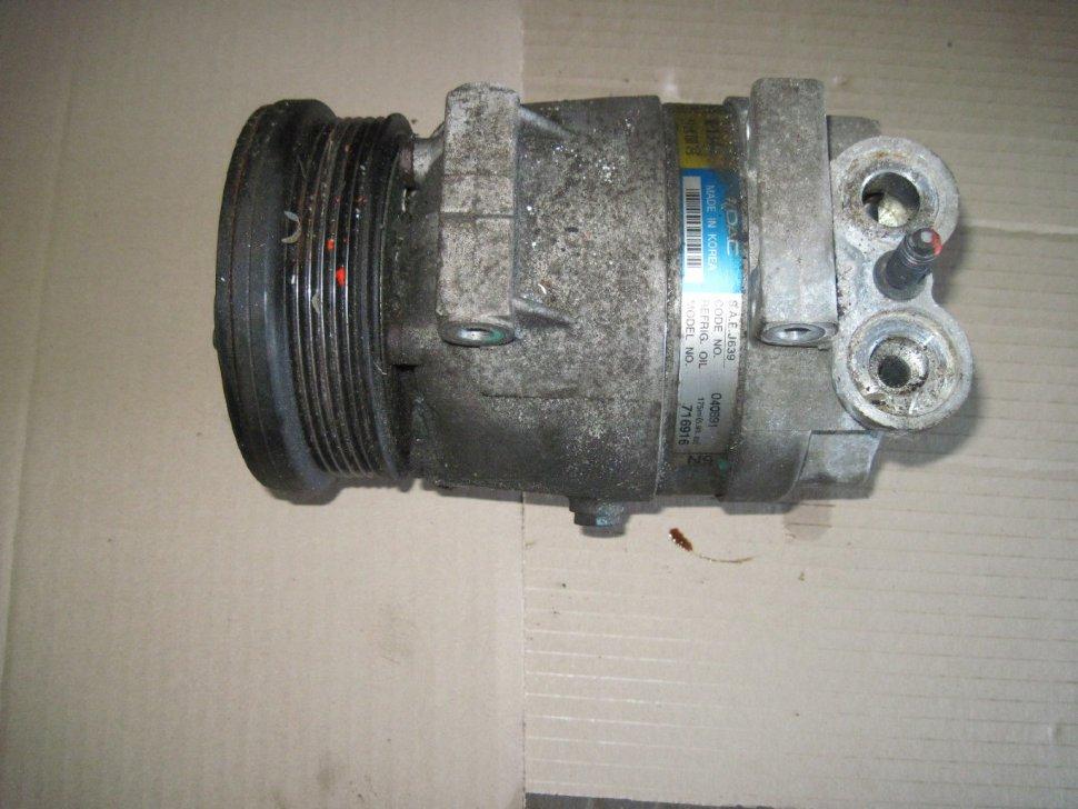 Ремонт компрессора кондиционера шевроле лачетти своими руками